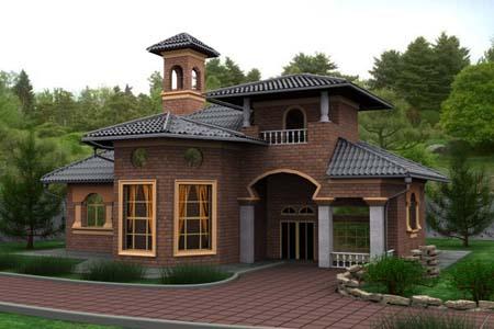 Красивые дома красивые дома фото