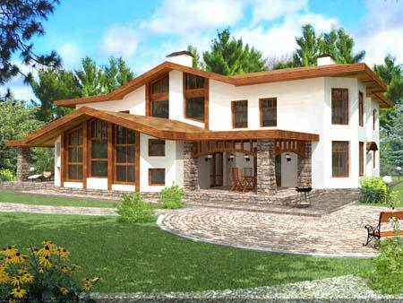 Дома красивые дома фото самые